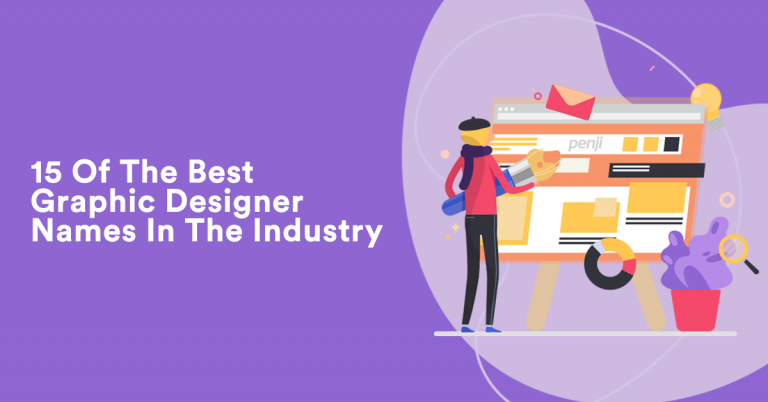 15 Of The Best Graphic Designer Names In The Industry