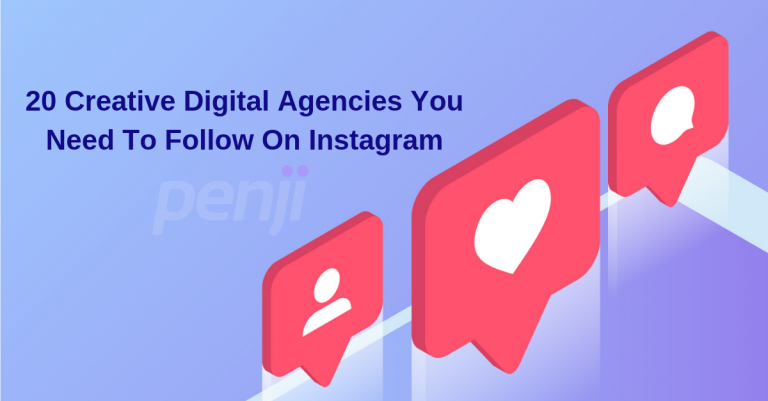 20 Creative Digital Agency Instagram Pages You Need To Follow