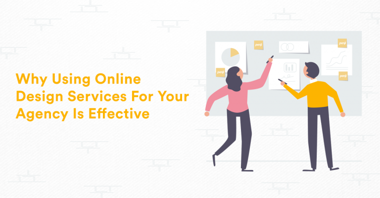 Why Using Online Design Services For Your Agency Is Effective
