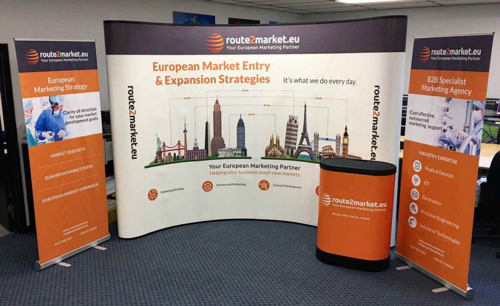 Trade Show Booth Graphic Design : How trade show booth design can help you stand out unlimited