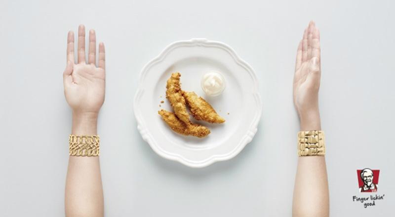Food Ad Designs