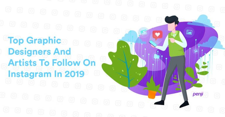 f6e01194dc55 Top Graphic Designers And Artists To Follow On Instagram In 2019 ...