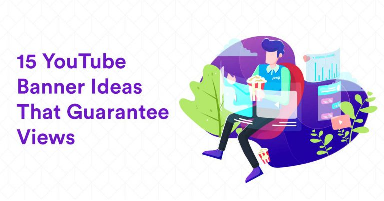15 YouTube Banner Ideas That Guarantee Views - Unlimited