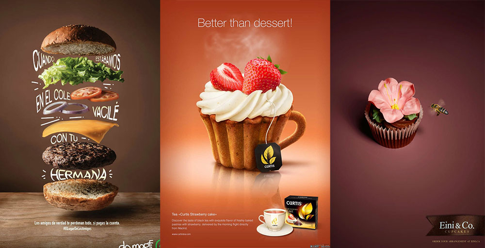 25 Best Food Ad Designs That Will Make You Hungry For More Unlimited Graphic Design Service