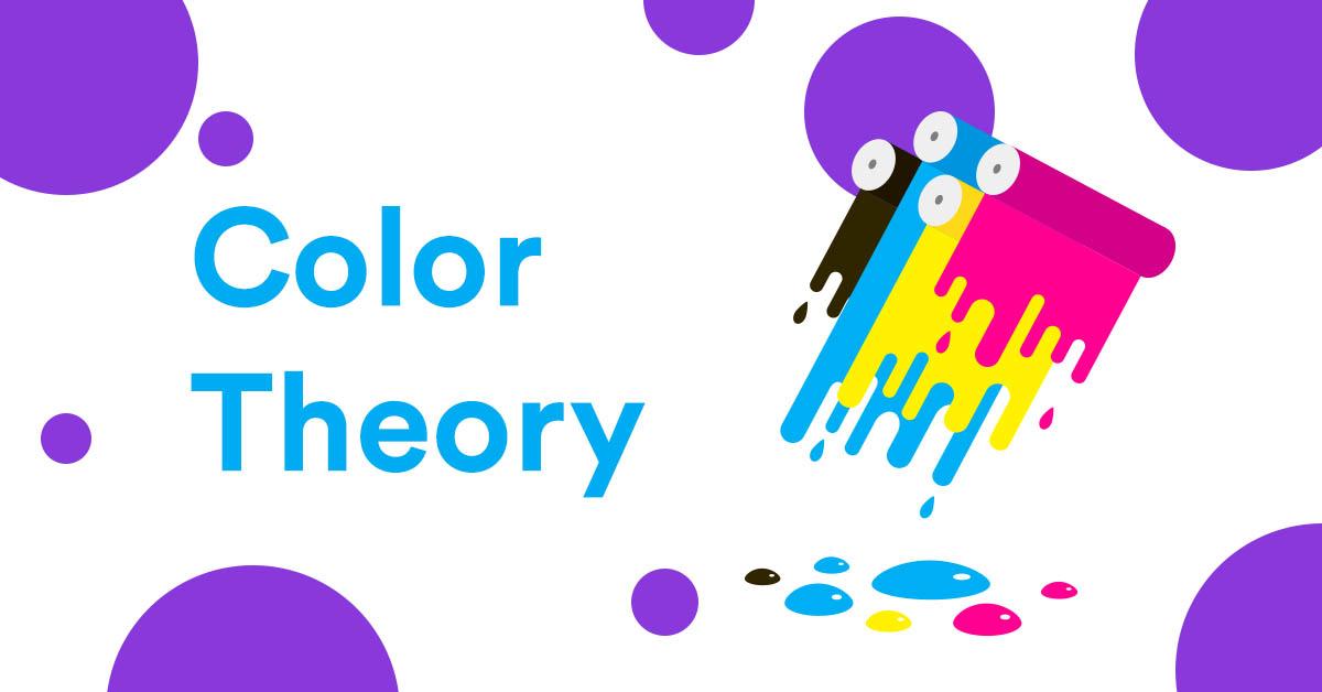 design del logo a colori