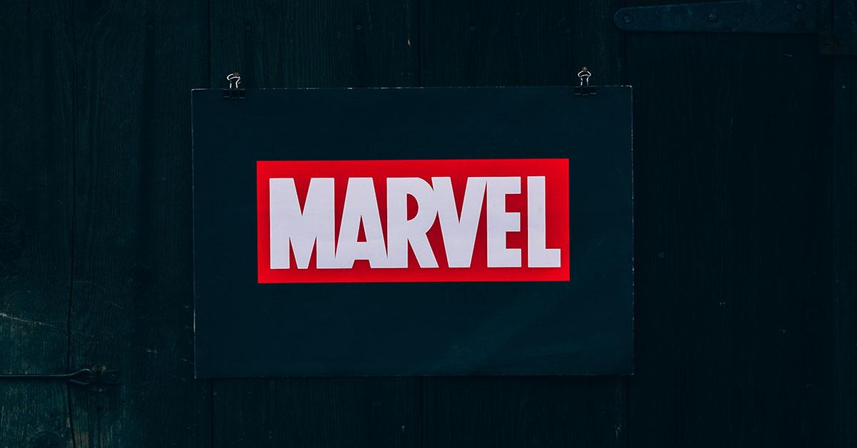comic book logo