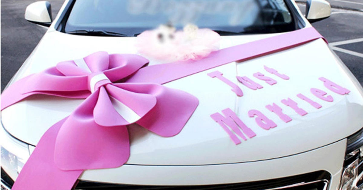 Wedding Car Decoration Inspiration And Guide Unlimited Graphic Design Service
