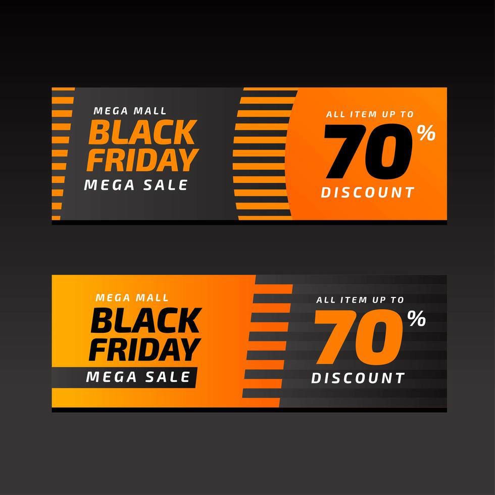 How To Create An Effective Black Friday Banner To Bring In The Crowds Unlimited Graphic Design Service
