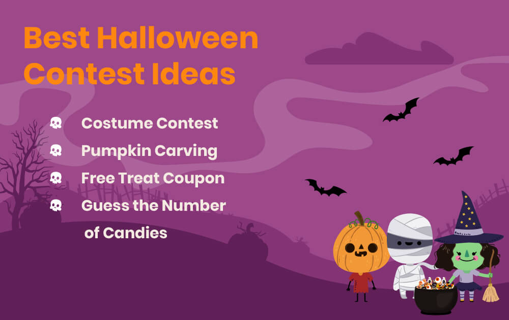 Halloween Contest Ideas For Work.The Best Halloween Contest Ideas Of 2019 Unlimited Graphic Design Service